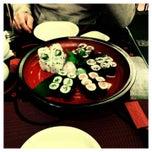 Photo taken at Miyabi restaurant by Klara on 2/21/2013