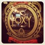 Foto tirada no(a) Foxy Bar por FoxyBar B. em 6/23/2013