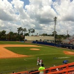 Photo taken at McKethan Stadium at Perry Field by Adam B. on 6/10/2012