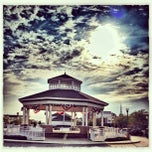 Photo taken at Rehoboth Beach Bandstand by Glenn P. on 7/10/2012