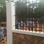 Photo taken at University Basic School by Eli (@iam_usic) G. on 3/15/2012