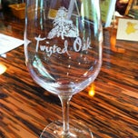 Photo taken at Twisted Oak Winery Murphys Tasting Room by David G. on 8/17/2012
