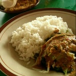 "Photo taken at Warung Makan ""Boedhe"" by Ika Puji Rahayu on 7/7/2012"