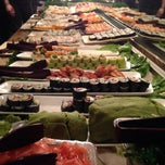 Photo taken at East Star Chinese Buffet and Sushi by Hemen H. on 2/22/2015