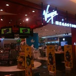 Photo taken at Virgin Megastore by Abdul Hamid A. on 10/27/2012