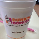 Photo taken at Dunkin' Donuts by Steven N. on 1/20/2015