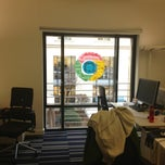 Photo taken at Google France by Ludovic E. on 1/18/2013