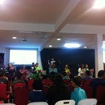 Photo taken at BEM (SIB)  Emmanuel Kota Padawan by Sharon C. on 4/12/2014