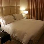 Photo taken at Cosmopolitan Hotel by Angela B. on 3/15/2013