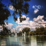 Photo taken at Parque Ibirapuera by Luciana B. on 7/14/2013