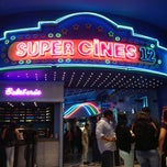 Photo taken at Supercines by MaryCertad on 8/12/2013