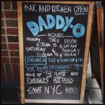 Photo taken at Daddy-O by Dr L. on 4/18/2013