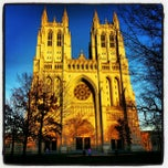 Photo taken at Washington National Cathedral by Gurjeet S. on 12/15/2012