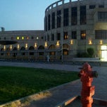 Photo taken at CBA - KU by shereefa a. on 11/19/2012
