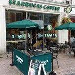 Photo taken at Starbucks by Eric R. on 10/8/2012