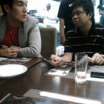 Photo taken at Piscator Seafood Buffet by Che P. on 4/29/2014