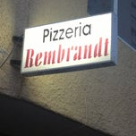 Photo taken at Pizzeria Rembrandt by Maskcuki .. on 8/29/2013