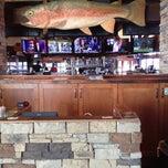 Photo taken at Buckhead Mountain Grill by Robert P. on 3/9/2013