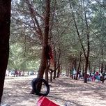 Photo taken at Demong Beach Resort by Aziqah Z. on 9/19/2014