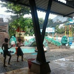Photo taken at LOVINA - Family Resort - Jogging Track & Swimming Pool by Fidhie F. on 6/30/2013