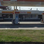 Photo taken at Shell by Tony B. on 3/31/2014