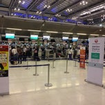 """Photo taken at Check-In Row """"R"""" by Game A. on 9/30/2014"""