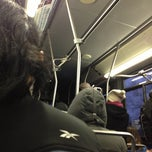 Photo taken at MTA Bus - Q38/Q54/Q67 - Metropolitan Av & Metro Av Station by Donfico on 12/21/2012