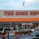 Photo taken at The Home Depot by Mizerak K. on 4/8/2014