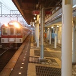 Photo taken at 鼓ヶ浦駅 (Tsuzumigaura Sta.) by つじやん @. on 5/9/2014