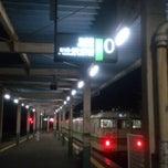 Photo taken at 東三条駅 (Higashi-Sanjo Sta.) by つじやん @. on 12/29/2012