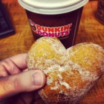 Photo taken at Dunkin Donuts by Shawn D. on 2/10/2013