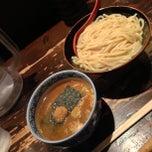 Photo taken at つけ麺専門店 三田製麺所 恵比寿南店 by yama _. on 7/5/2013
