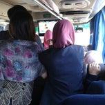 Photo taken at Jalan Raya Puncak by Laily A. on 5/7/2014
