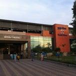 Photo taken at Qutab Minar Metro Station by Dilip K. on 6/13/2013