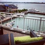 Photo taken at Radisson Hotel Admiral Toronto-Harbourfront by Cameron W. on 6/1/2013
