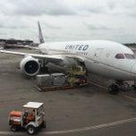 Photo taken at KLM at Murtala Muhammed International Airport (LOS) by Aaron K. on 10/28/2014