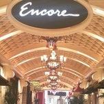 Photo taken at Encore Las Vegas by Belinda T. on 11/6/2012
