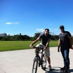 Photo taken at Bicicletário by Luke L. on 2/5/2013