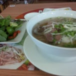 Photo taken at Phở 24 @ Vincom Center B by Nhu H. on 1/27/2015