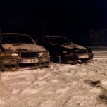 Photo taken at Balvu Autoosta by Vairis K. on 12/23/2014