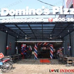 Photo taken at Domino's Pizza by Love Indonesia on 3/5/2015