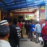 Photo taken at Kantor Bersama Samsat Bandar Lampung by Ferdy M. on 9/15/2014