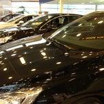 Photo taken at Peugeot (AutoForte) by Ardo K. on 11/2/2012