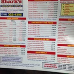 Photo taken at Shark's Fish & Chicken by Baby J. on 11/17/2013