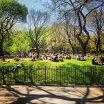 Photo taken at Tompkins Square Park by Nadav S. on 4/27/2013