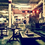 Photo taken at Grant Michael Industrial Antiques & Obscurities by Matthew T. on 12/21/2013