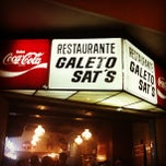 Photo taken at Galeto Sat's by Daniel S. on 10/7/2012