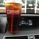 Photo taken at Dunkin Donuts by Dave K. on 11/7/2012