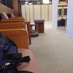 Photo taken at USC Upstate Library by Diane W. on 12/4/2013