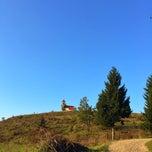 Photo taken at Sv. Ana by @andrejravnikar on 9/23/2014